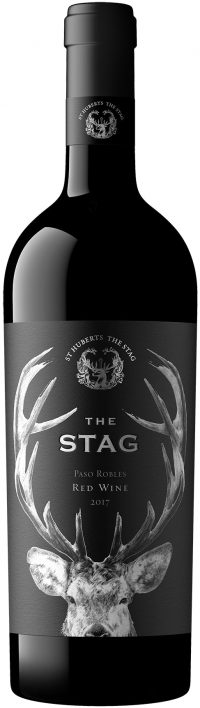 St Huberts The Stag Red Blend 2017