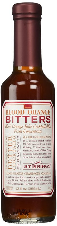 Stirrings Blood Orange Bitters 2oz