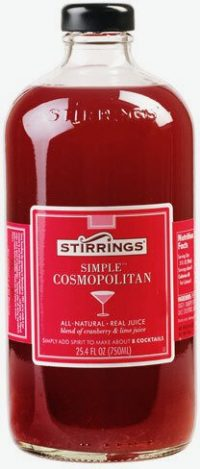 Stirrings Simple Cosmopolitan 2oz