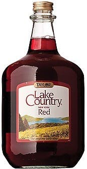 Taylor Lake County Red