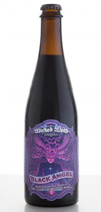 Wicked Weed Black Angel 500ml