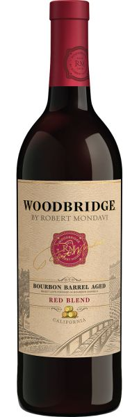 Woodbridge Bourbon Barrel Red Blend