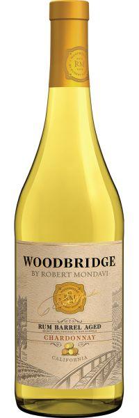 Woodbridge Rum Barrel Chardonnay