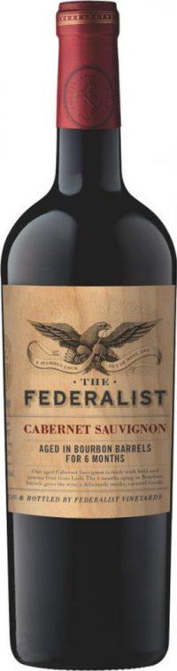 federalist cabernet bourbon barrel