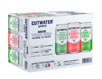Cutwater Cocktail Variety 12oz 8pk Cn