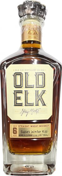 Old Elk 6Yr Single Barrel Select Straight Wheat Whiskey