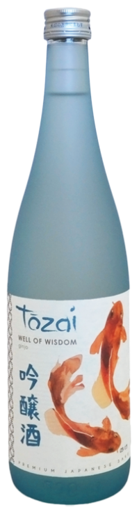 tozai well of wisdom ginjo
