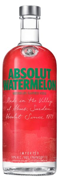 Absolut Watermelon Vodka 1.75L