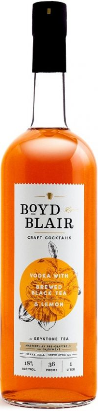 Boyd & Blair Craft Cocktail Black Tea & Lemon 1.0L