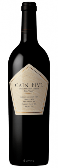 Cain Five Napa Red Blend 2016 750ml