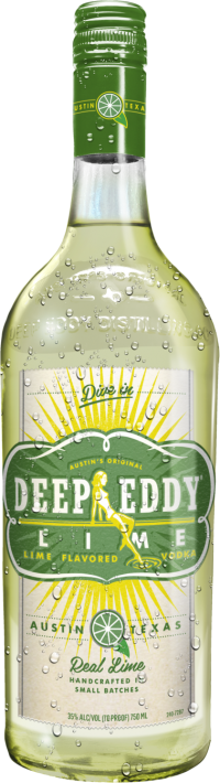 Deep Eddy Lime Vodka 750ml