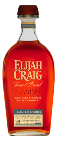 Elijah Craig Toasted Barrel Bourbon