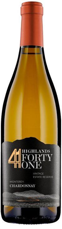 Highlands 41 Monterey Chardonnay 750ml