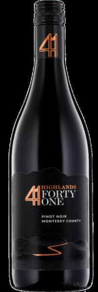 Highlands 41 Monterey Pinot Noir 750ml
