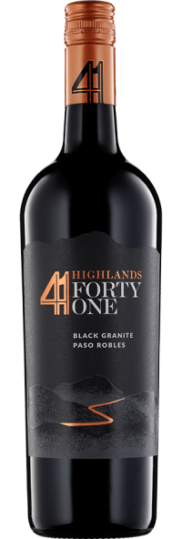 Highlands 41 Paso Robles Red 750ml