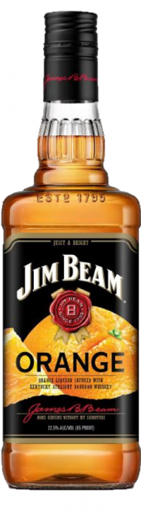 Jim Beam Orange 750ml