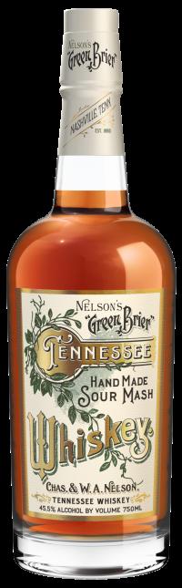 Nelsons Green Brier Whiskey 750ml