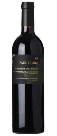 Paul Hobbs Napa Cabernet 2015 1.5L
