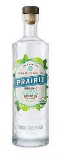 Prairie Organic Cucumber Mint & Lime Gin 750ml