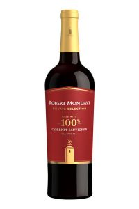 Robert Mondavi Private Select 100 Percent Cabernet 750ml