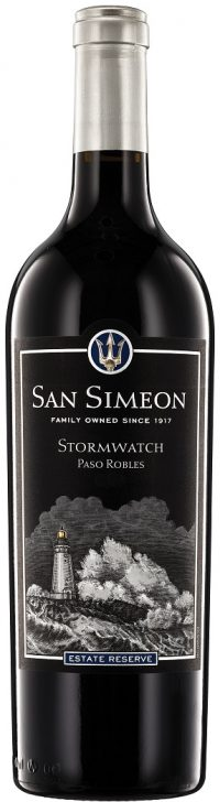 San Simeon Stormwatch Paso Robles Red 750ml