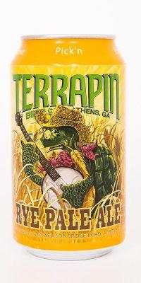 Terrapin Rye Pale 6pk can