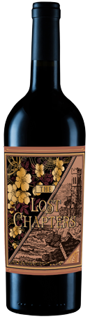 The Lost Chapters Napa Merlot 750ml