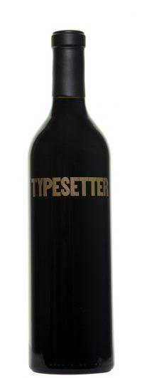 Typesetter Napa Cabernet 750ml