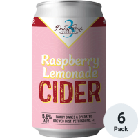3 Daughters Raspberry Lemonade Cider 12oz 6pk Cn