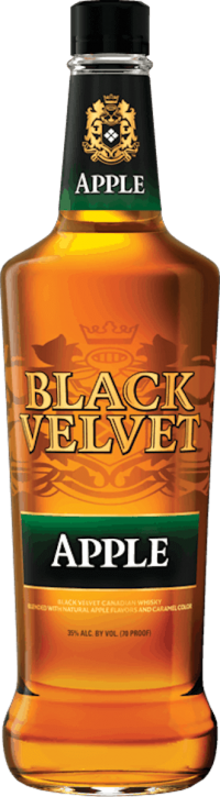 Black Velvet Apple Whisky 750ml