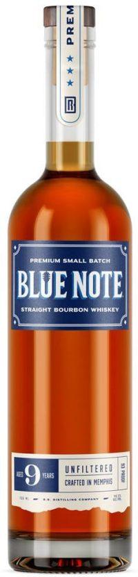 Blue Note Small Batch 9yr Luekens Single Barrel 750ml