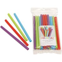 Kolorae Smoothie Straws 25ct