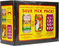 Prairie Sour Mix Pack 12oz 12pk Cn