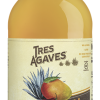 Tres Agaves Organic Mango-Chile Margarita Mix has just the right balance of sweet and spice to complement Tequila's unique taste profile. It is crafted from simple ingredients, like organic mango purée, organic chili purée, agave nectar, and lemon juice, ensuring it tastes pure and refreshing. So, just add our award-winning Tres Agaves Organic 100% de Agave Tequila to make real, healthier, organic margaritas.