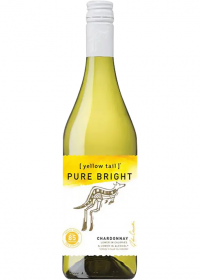 yellow tail pure bright chardonnay