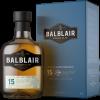Balblair 15yr Single Malt