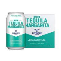 Cutwater Lime Margarita 12oz 4pk Cn