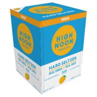 High Noon Hard Seltzer Mango