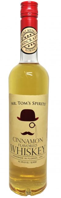 Mr Toms Spirits Cinnamon Whiskey
