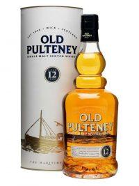 Old Pulteney 12Yr 750ml