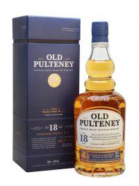 Old Pulteney 18yr 750ml