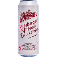 Radeberger Zwickelbier 16oz 6pk