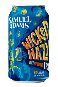 Sam Adams Wicked Haze 12oz 12pk Cn