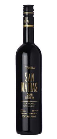 San Matias Gran Reserva Extra Anejo Tequila