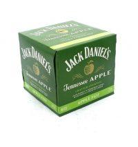 Jack Daniels Apple Fizz 4pk Can