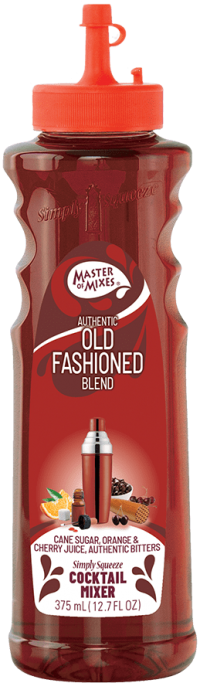 Master Of Mixes Old Fashioned Blend 375ml