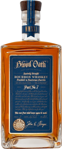 Blood Oath Pact No 7