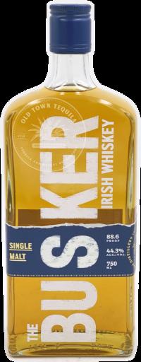 the busker single malt irish whiskey